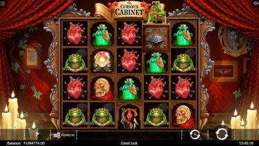 The Curious Cabinet screenshot (3)