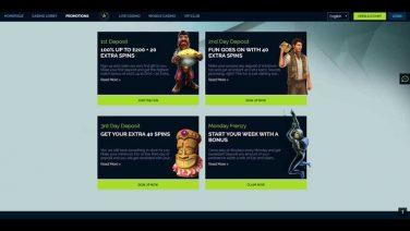 WixStars Casino screenshot (4)