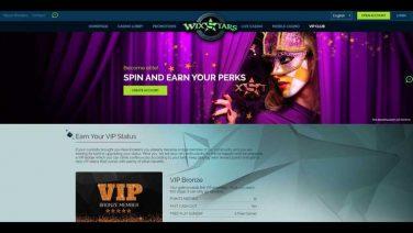WixStars Casino screenshot (5)