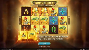 Book of Gold Double Chance screenshot (2)
