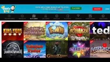 Fruity King Casino screenshot (3)