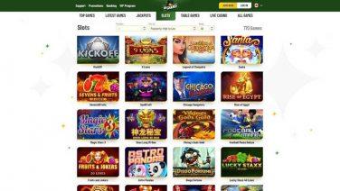 MaChance casino screenshot (2)