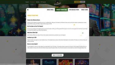 MaChance casino screenshot (4)