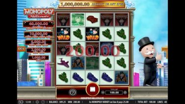 Monopoly Millionaire SCREENSHOT (1)