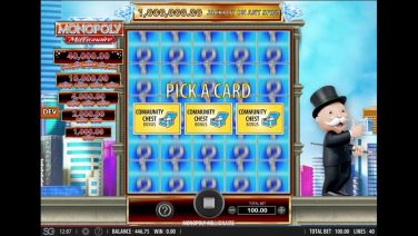 Monopoly Millionaire SCREENSHOT (2)