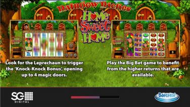 Rainbow Riches Home Sweet Home screenshot (2)