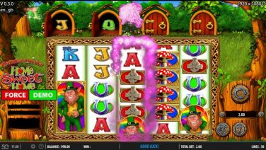 Rainbow Riches Home Sweet Home screenshot (3)