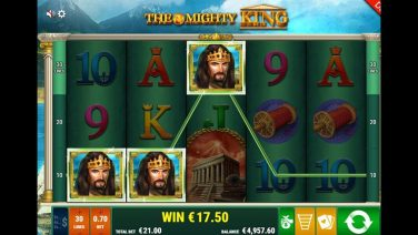 THE MIGHTY KING screenshot (1)