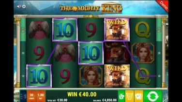 THE MIGHTY KING screenshot (2)