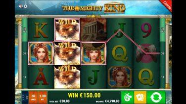 THE MIGHTY KING screenshot (3)