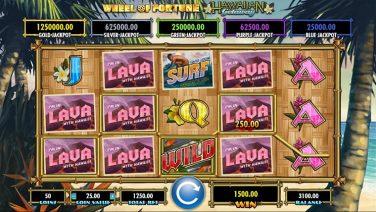 Wheel of Fortune - Hawaiian Getaway screenshot (1)