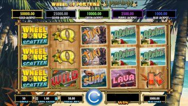 Wheel of Fortune - Hawaiian Getaway screenshot (2)