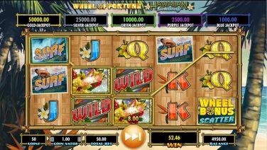 Wheel of Fortune - Hawaiian Getaway screenshot (3)