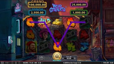 Wild Streets slot game review (1)