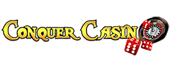 100% up to £/€/$100 + 10 Spins on Starburst Welcome Bonus from Conquer Casino