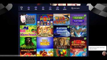 freakyaces casino screenshot (2)