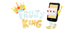 100% up to £/€/$100 + 10 Spins Welcome Bonus from Fruity King Casino