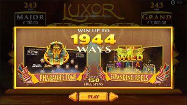 luxor screenshot (2)