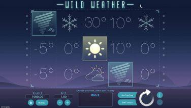 wild weather screenshot 1