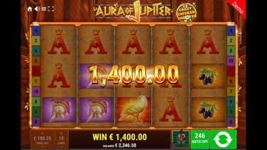 Aura of Jupiter Crazy Chicken Shooter screenshot (1)