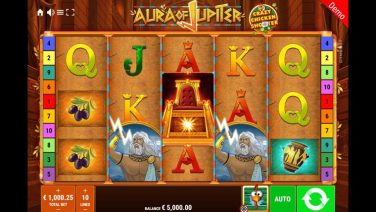 Aura of Jupiter Crazy Chicken Shooter screenshot (3)