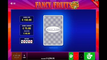 Fancy Fruits Crazy Chicken Shooter screenshot (7)