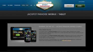 Jackpot Paradise Casino screenshot (4)