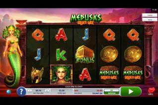 Medusa's Golden Gaze screenshot (1)