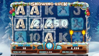 Snowing Luck - Christmas Edition screenshot (1)