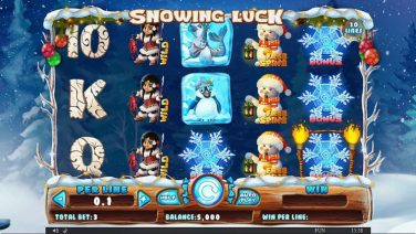 Snowing Luck - Christmas Edition screenshot (2)