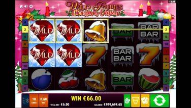 Wild Rubies Xmas Edition screenshot (5)