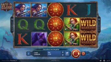 Wild Warriors screenshot (4)