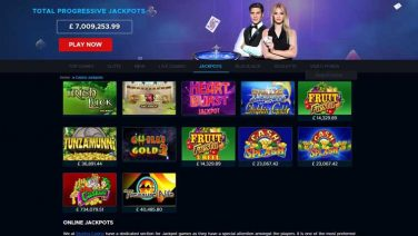 bluefox casino screenshot (4)