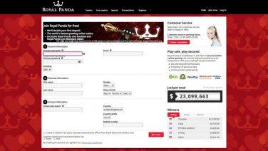 royal panda casino screenshot (5)