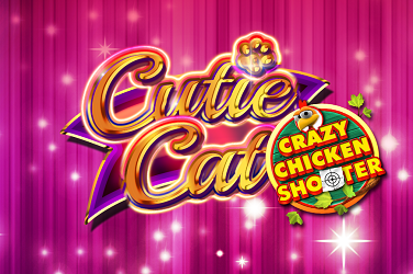 Cutie Cat Crazy Chicken Shooter