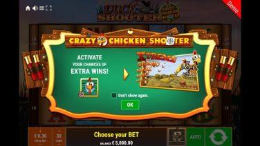 Duck Shooter Crazy Chicken Shooter screenshot (1)