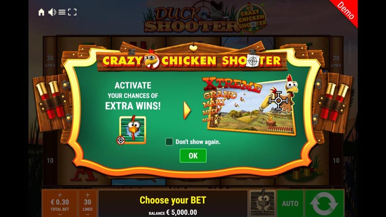 Spiele Duck Shooter - Crazy Chicken Shooter - Video Slots Online
