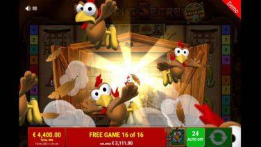 Shogun's Secret Crazy Chicken Shooter screenshot (9)