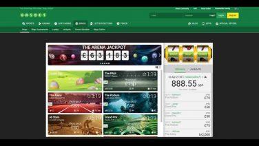 Unibet Casino screenshot (4)