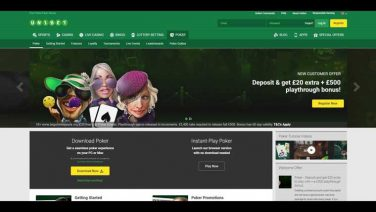 Unibet Casino screenshot (5)