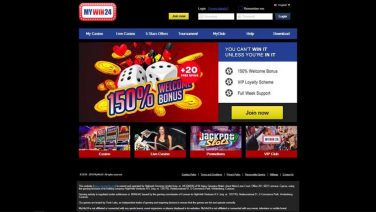 mywin24 casino screenshot (2)