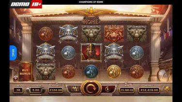 Champions of Rome screenshot (7)