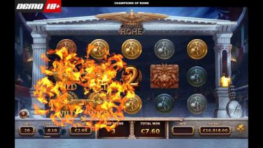Champions of Rome screenshot (9)