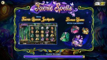 Faerie Spells screenshot (2)