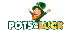 Pots of Luck 1st Deposit 100% up to £100 + 100 Spins