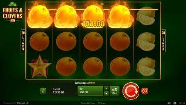 Fruits & Clovers 20 lines screenshot (3)