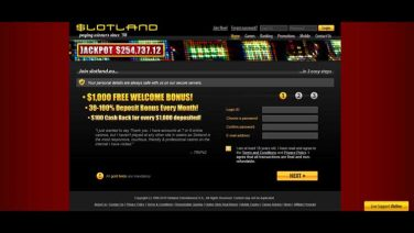 slotland casino screenshot (5)