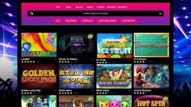 wintika casino screenshot (2)