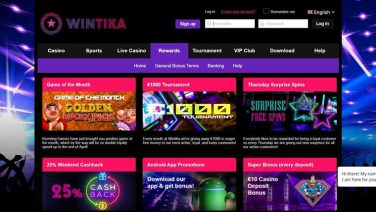 wintika casino screenshot (4)