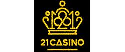 121% up to 300€ 1st Deposit Bonus from 21Casino